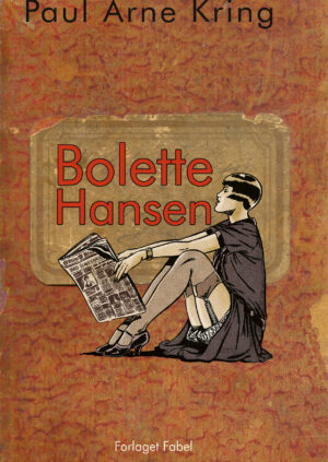 Bolette Hansen Paul Arne Kring Danish Comics Foreign Rights
