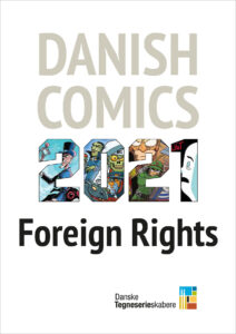 DANISH COMICS Foreign Rights 2021 catalog catalogue