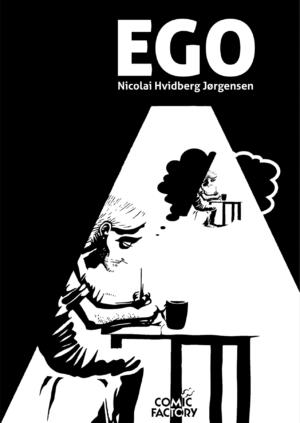 EGO Nicolai Hvidberg Jørgensen Danish Comics Foreign Rights