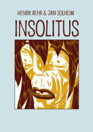 Insolitus Jan Solheim Henrik Rehr Danish Comics Foreign Rights
