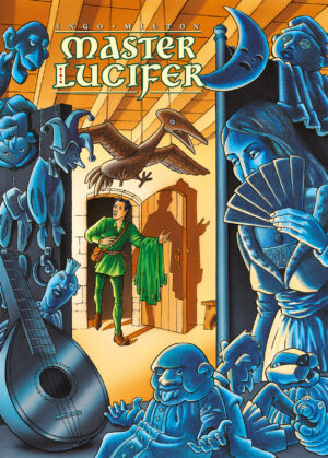 Master Lucifer Ingo Milton Danish Comics Foreign Rights