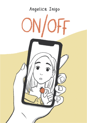 ON/OFF Angelica Inigo Danish Comics Foreign Rights