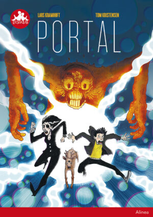 Portal Tom Kristensen Lars Kramhøft Danish Comics Foreign Rights