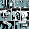 Something Terrible Is Always About To Happen Lars Kramhøft Danish Comics Foreign Rights