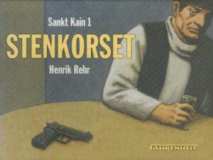 Saint Cain The Stone Cross Henrik Rehr Danish Comics Foreign Rights