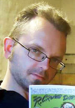 Simon Petersen Danish Comics Foreign Rights