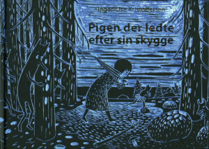 The Girl in Search of her Shadow Inger-Lise Kristoffersen Danish Comics Foreign Rights
