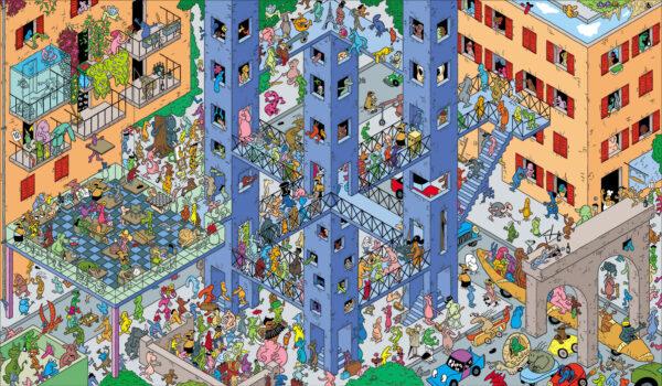 The Impossibles Thomas Schøder Niels Voss Boldvig Danish Comics Foreign Rights