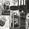 The Man the Fly and the Unruly Girl Inger-Lise Kristoffersen Danish Comics Foreign Rights