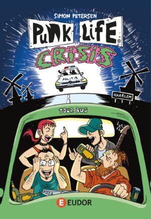 Punk Life Crisis cover