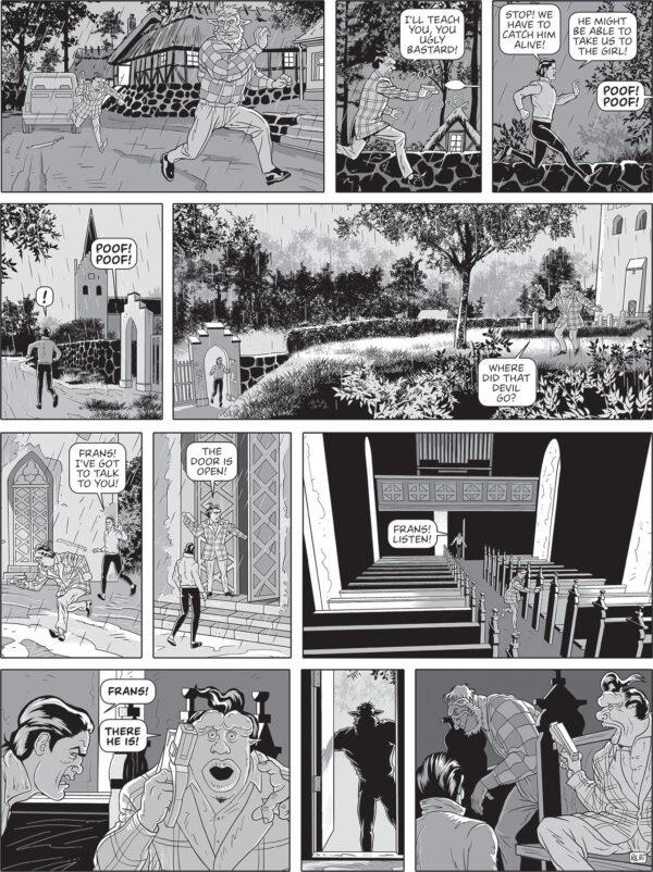 Chili Gomobo Danish Comics Foreign Rights