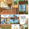 Dortheas Survivals Henriette Westh Danish Comics Foreign Rights