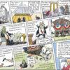Eks Libris Frank Madsen Sussi Bech Danish Comics Foreign Rights