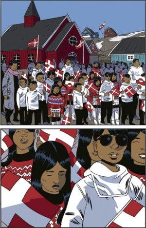 Ivalu Morten Dürr Lars Horneman Danish Comics Foreign Rights