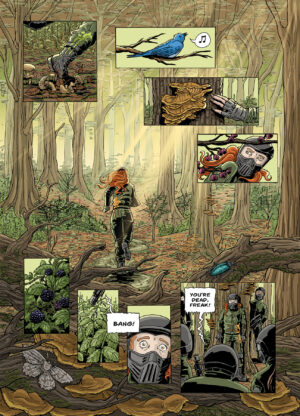 Kijara Tatiana Goldberg Danish Comics Foreign Rights