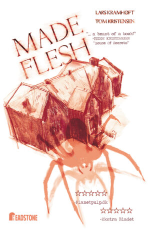Made Flesh Tom Kristensen Lars Kramhøft Danish Comics Foreign Rights
