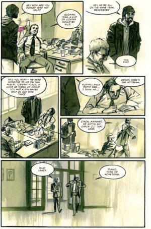 Stiletto Danish Comics Foreign Rights