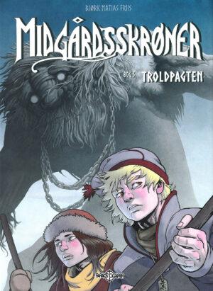 Tall Tales of Midgard Bjørk Matias Friis Danish Comics Foreign Rights