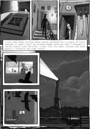 The Scrapbook Karsten Mungo Madsen Danish Comics Foreign Rights