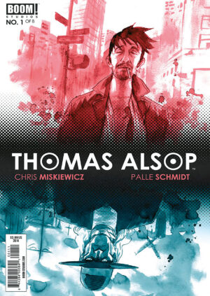 Thomas Alsop Danish Comics Foreign Rights