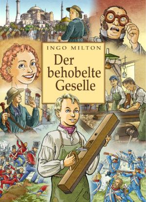 The Travelling Journeyman Ingo Milton Danish Comics Foreign Rights