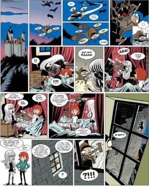 Victoria and Igor Niels Roland Danish Comics Foreign Rights